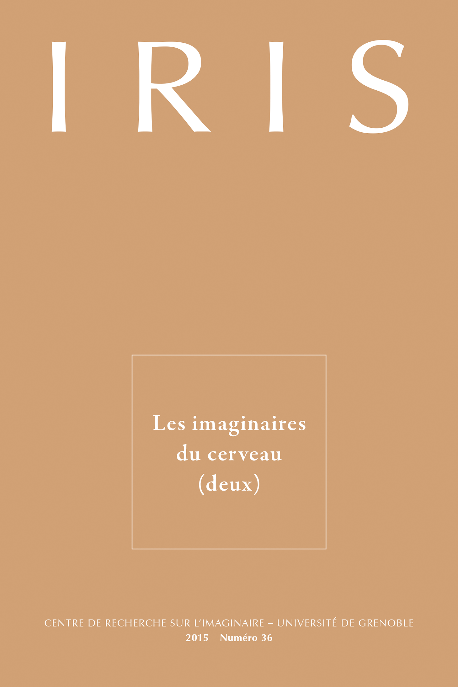 Couverture Iris n°36
