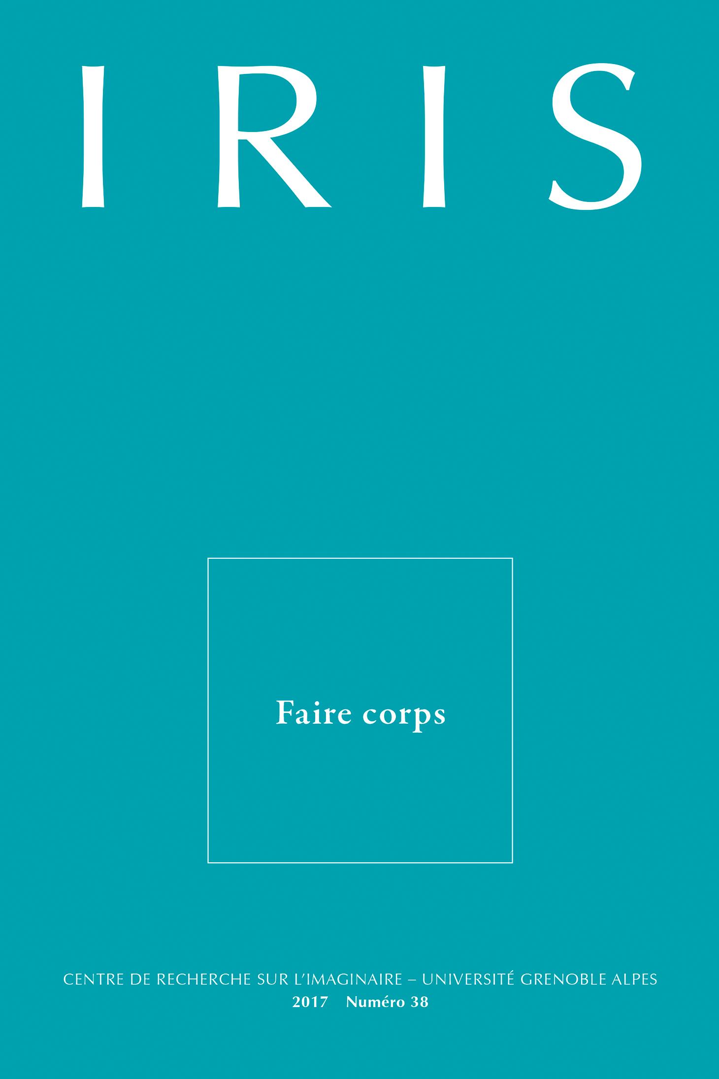Couverture Iris 38
