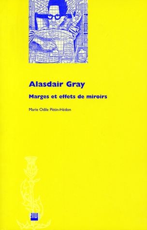 Couverture Alasdair Gray
