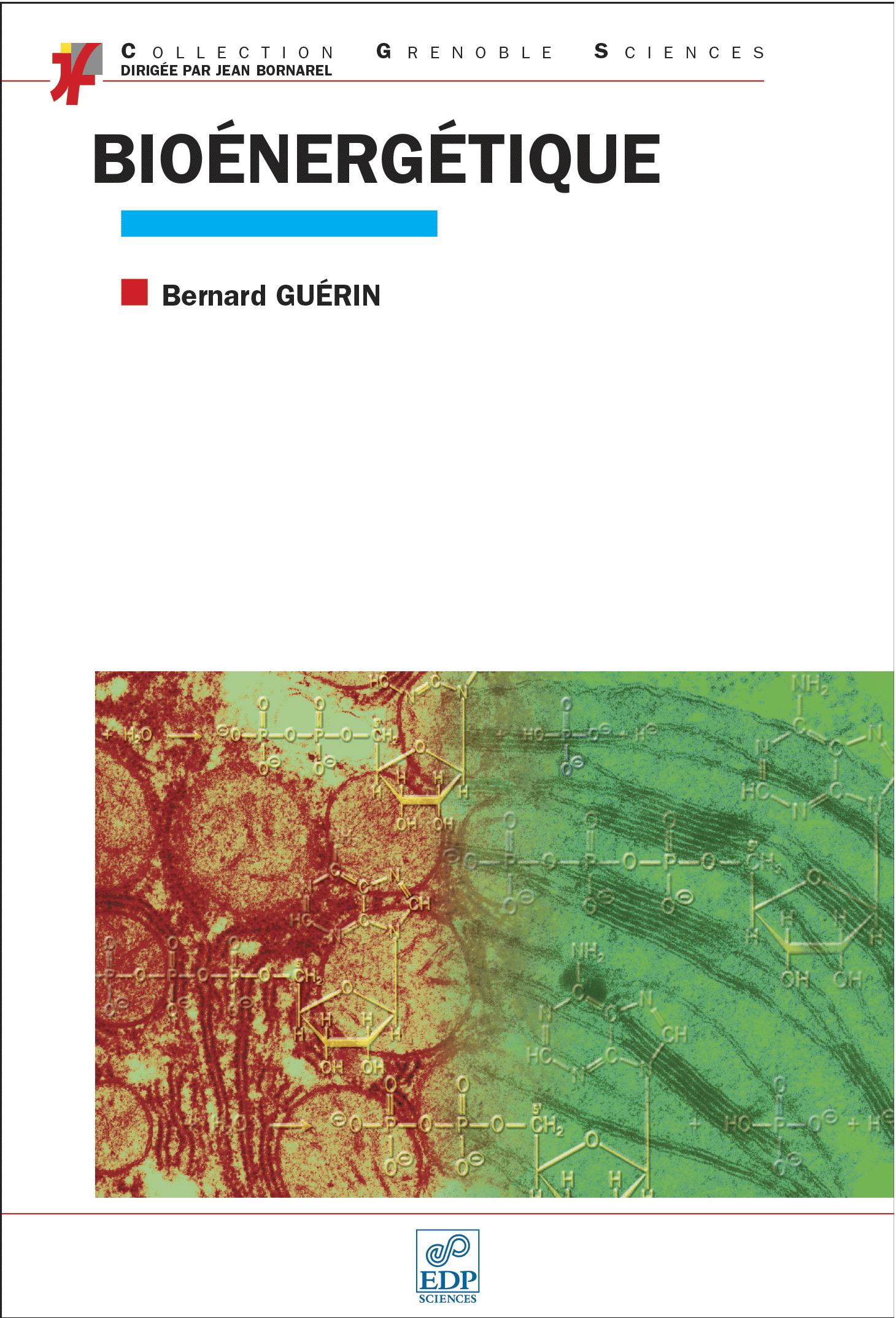 Couverture Bioénergétique