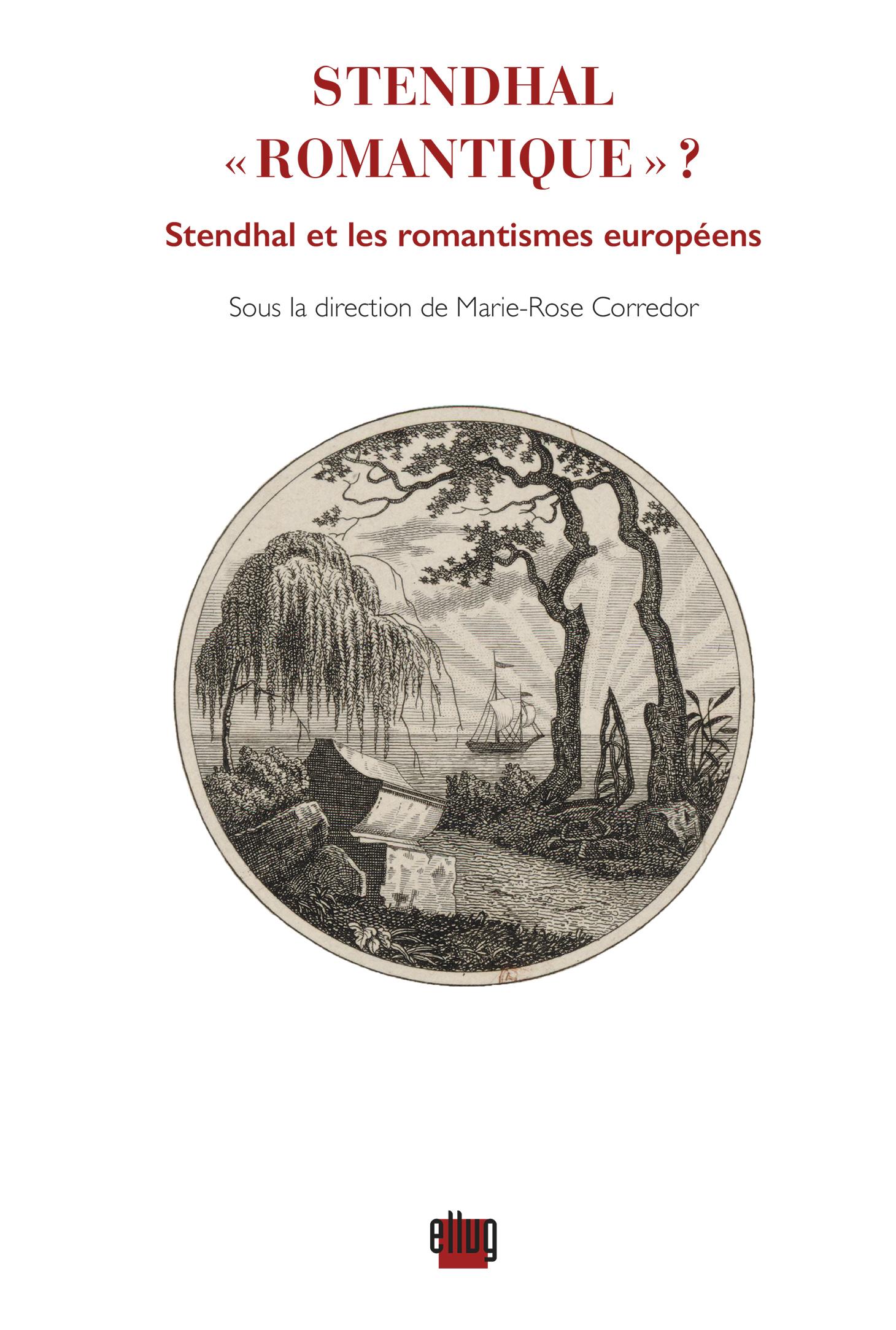 Couverture Stendhal romantique