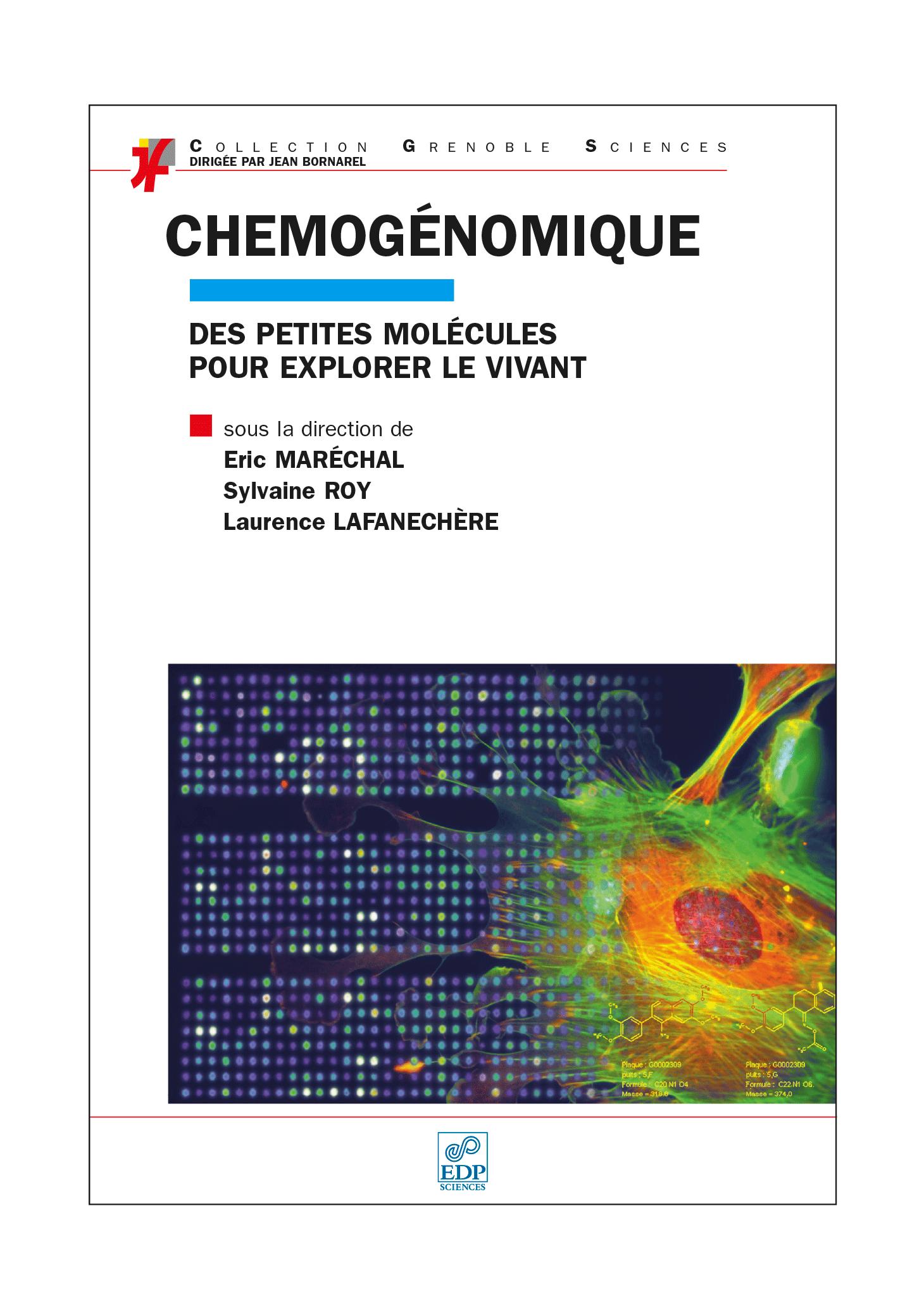 Couverture Chemogenomique