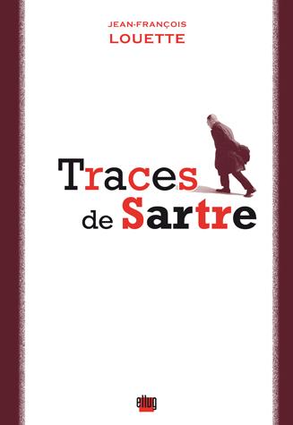 Couverture Traces de Sartre