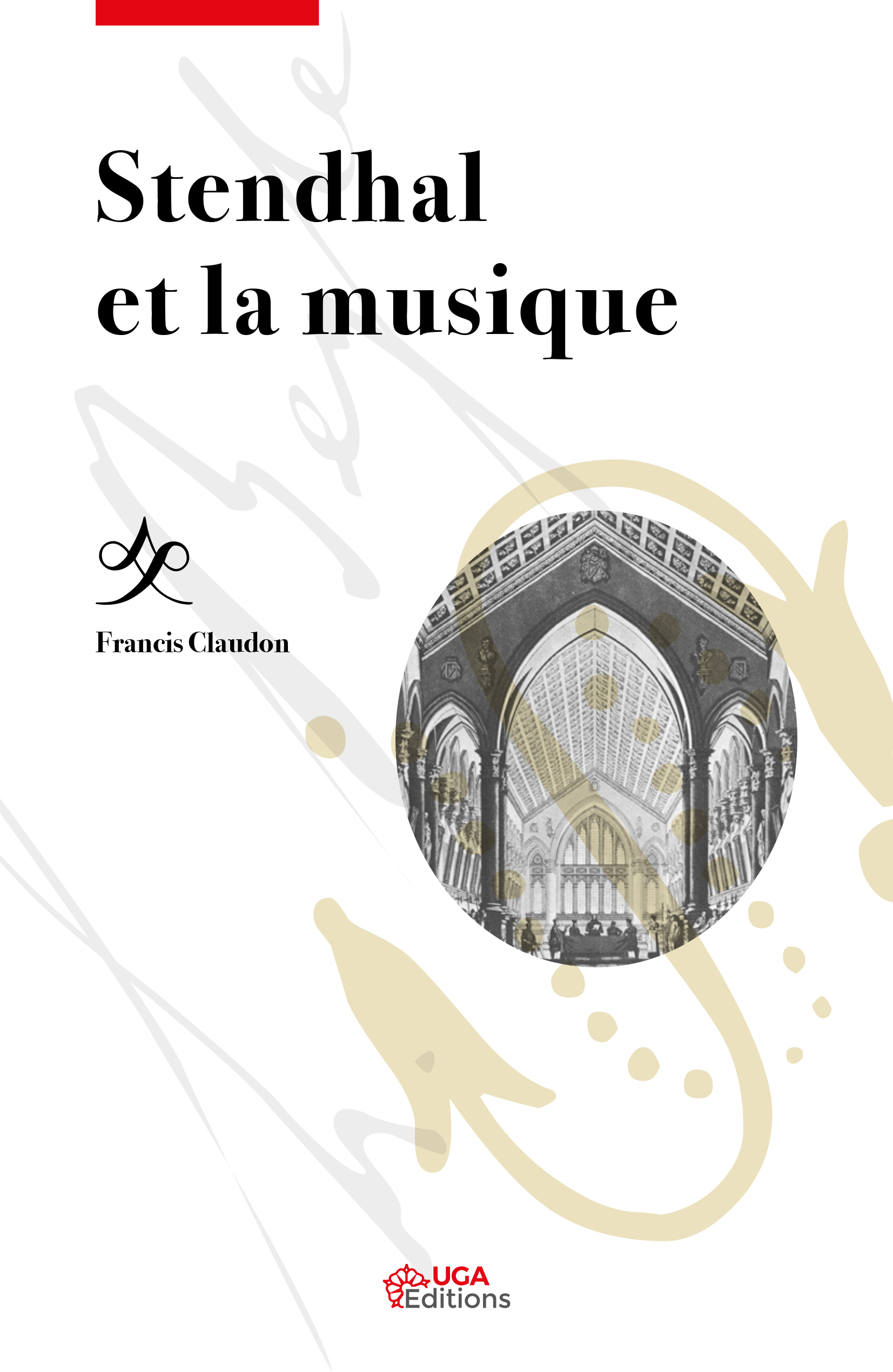 Couverture Stendhal et la musique