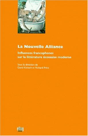 Couverture La nouvelle alliance