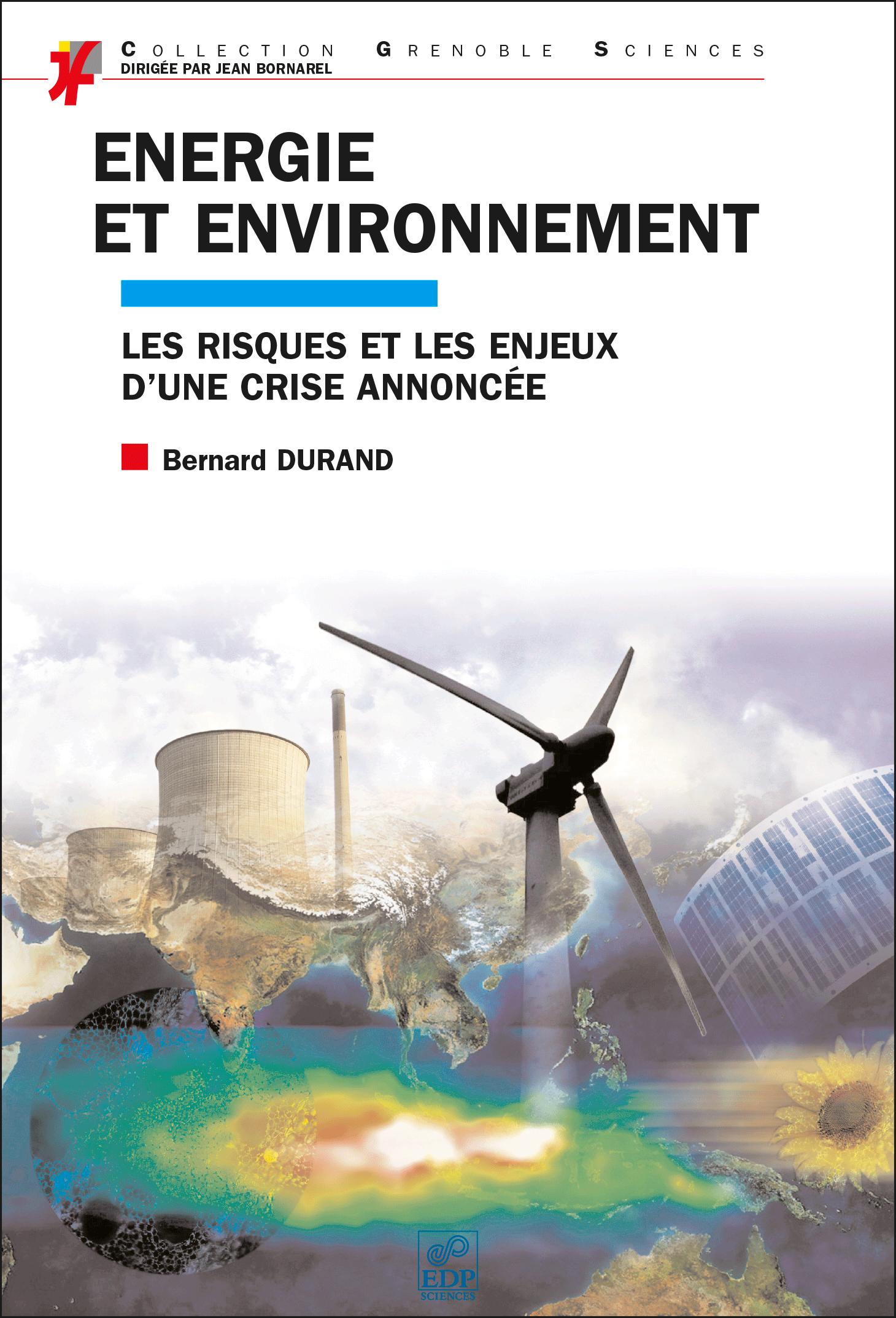Couverture Energie et environnement