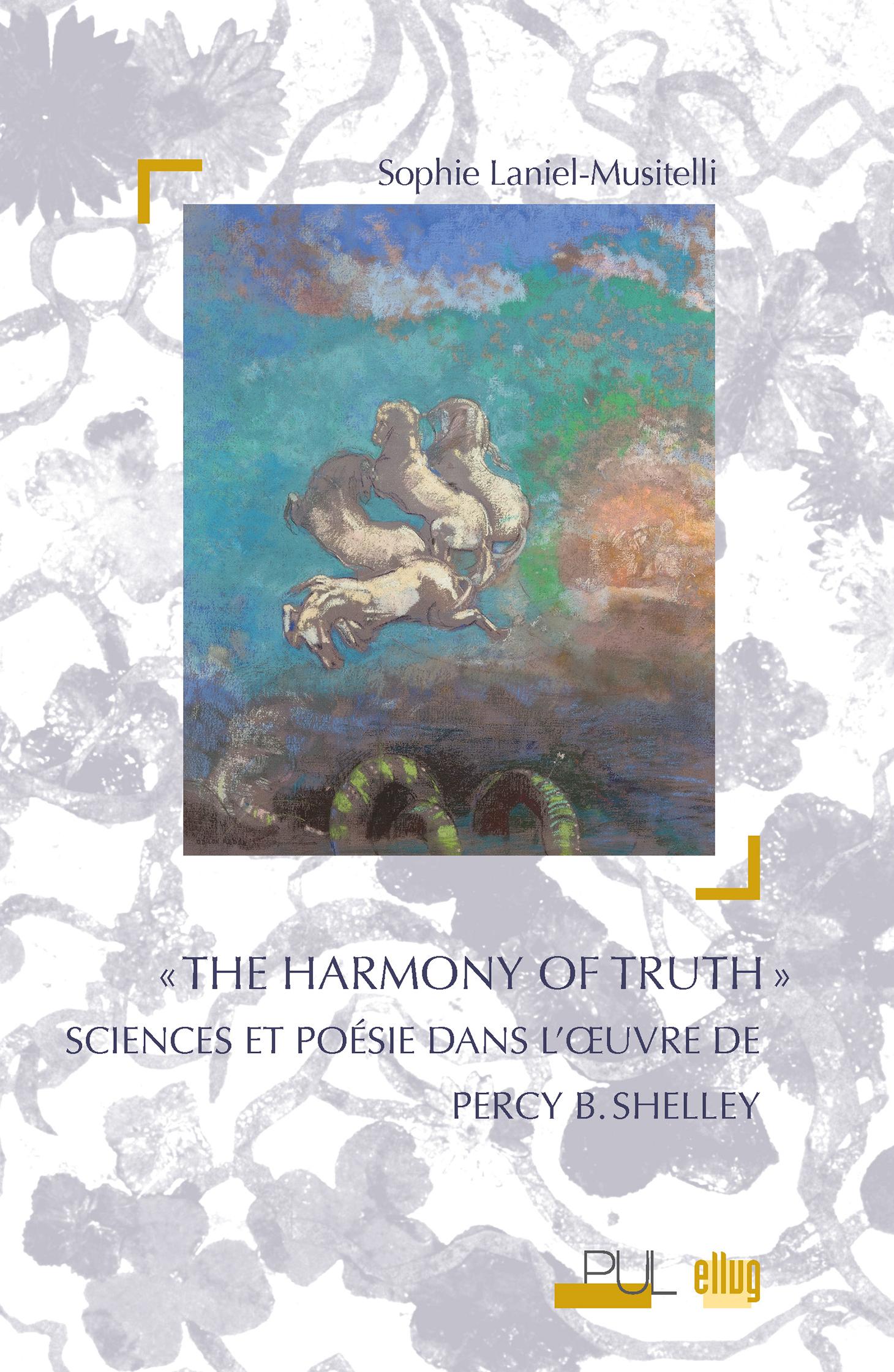 Couverture Sciences et poésie-Percy B. Shelley