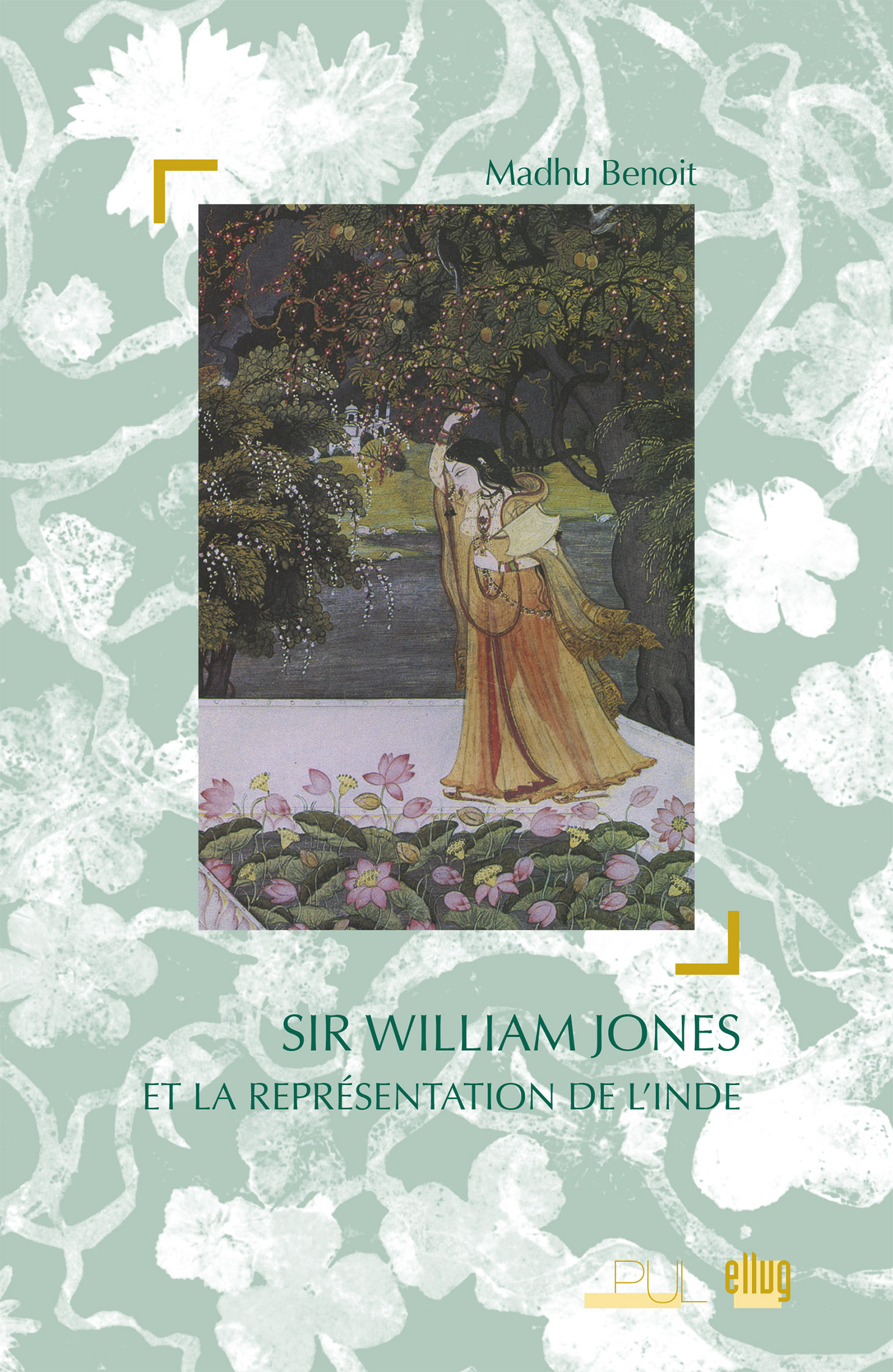 Couverture William Jones