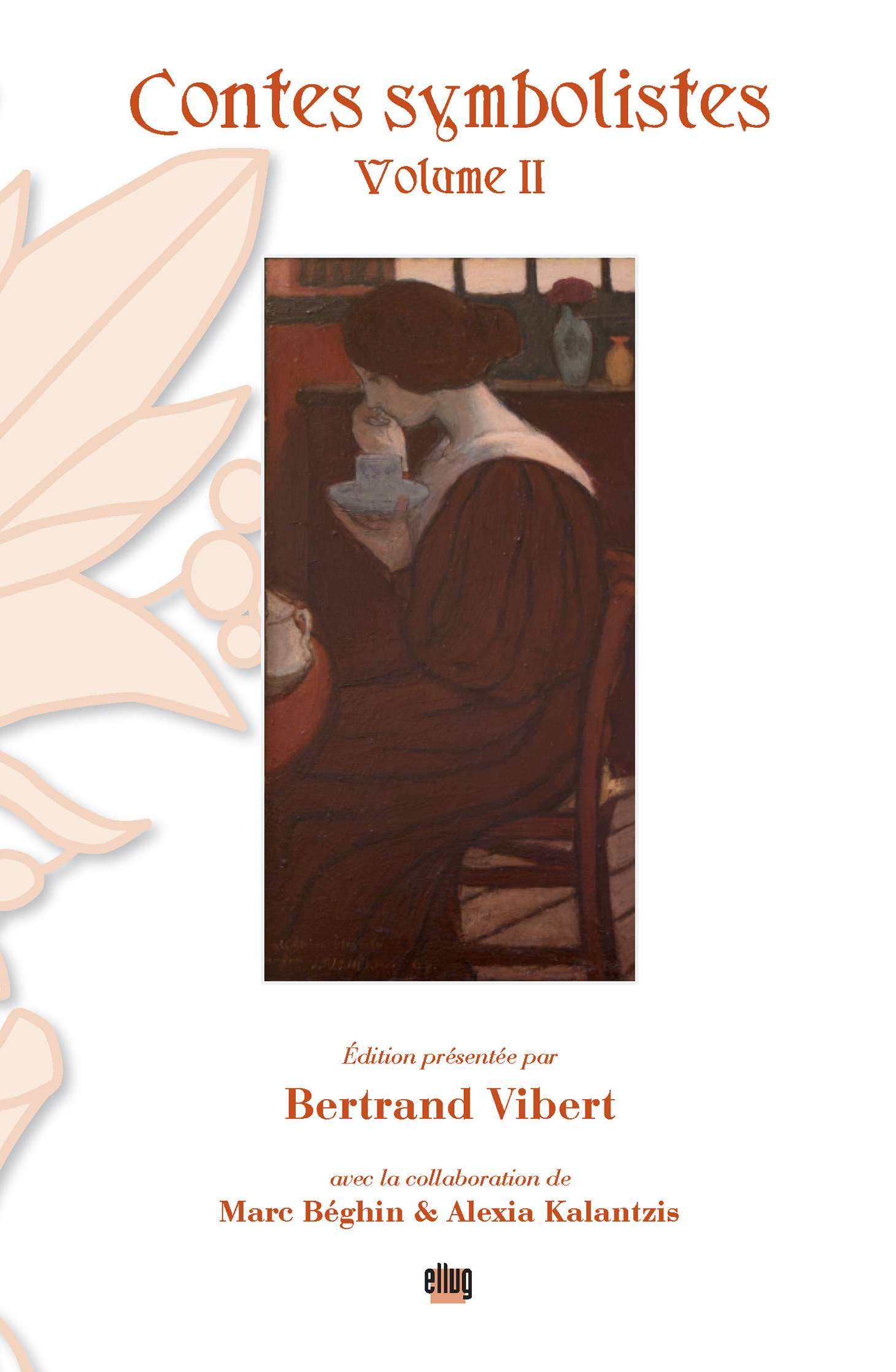 Couverture Contes symbolistes Vol2