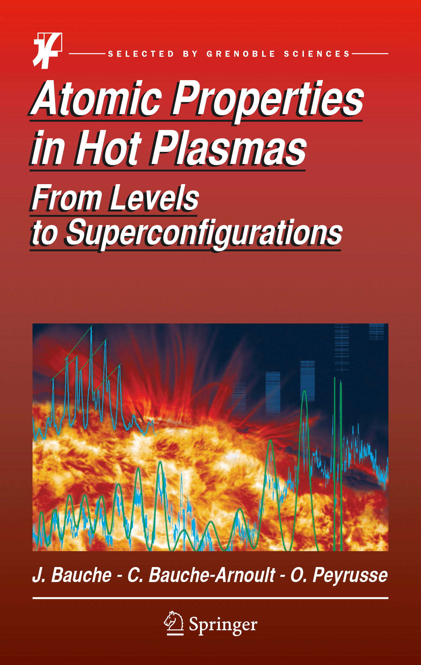 Atomic properties in Hot Plasmas