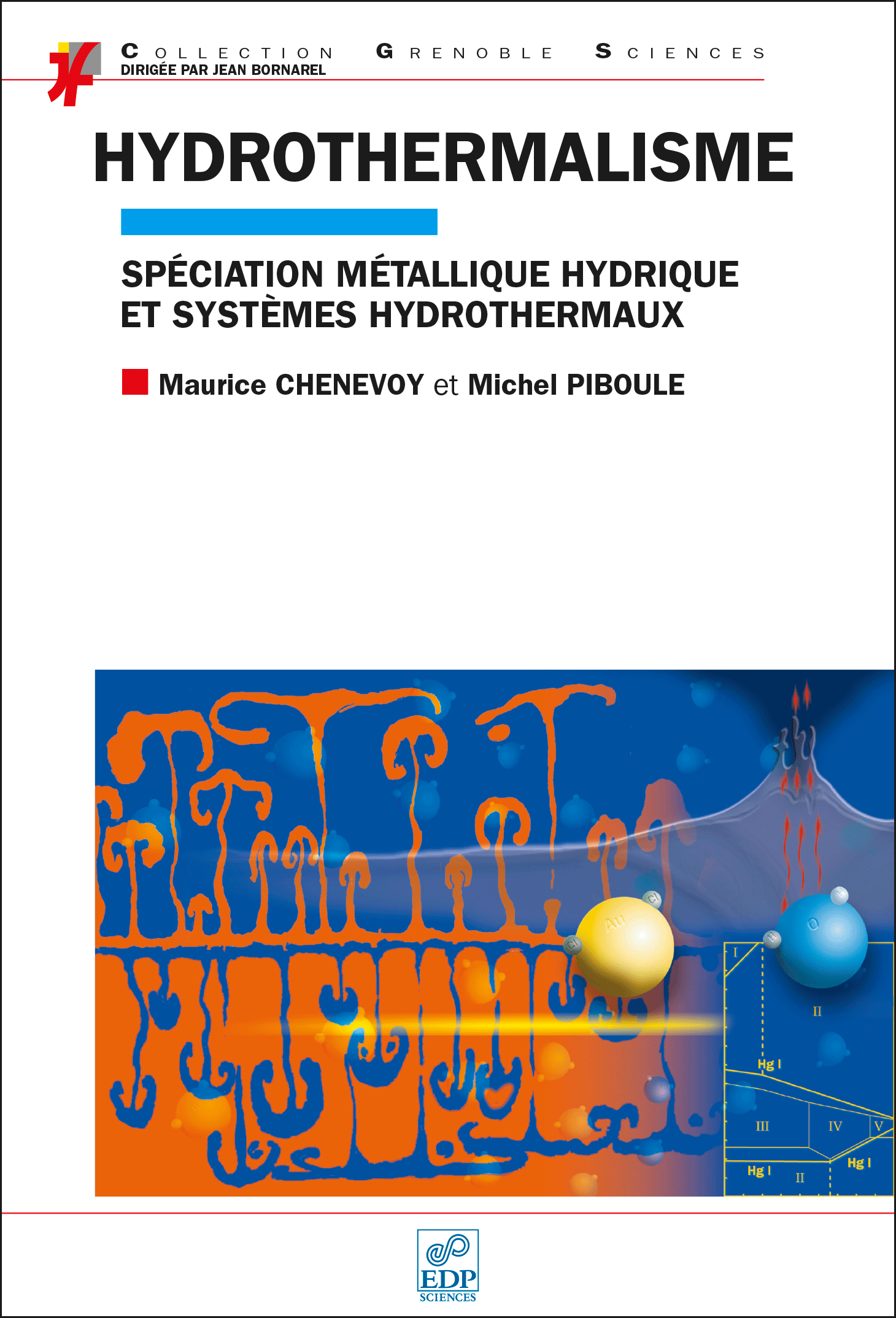 Couverture Hydrotermalisme