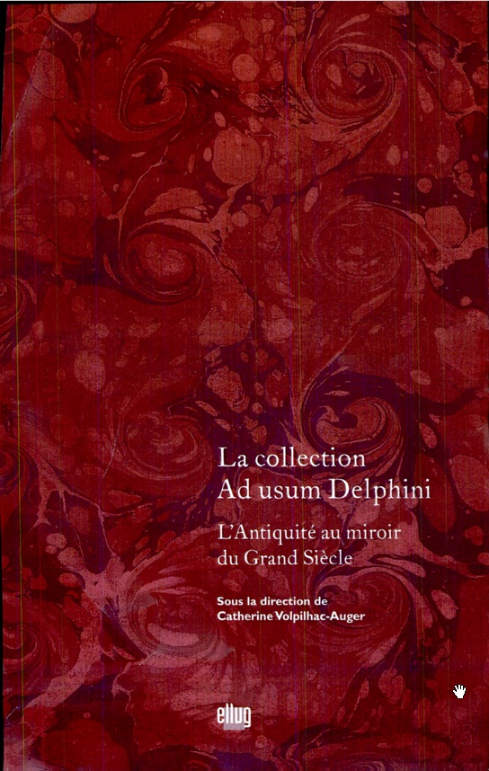Couverture La collection ad usum delphini