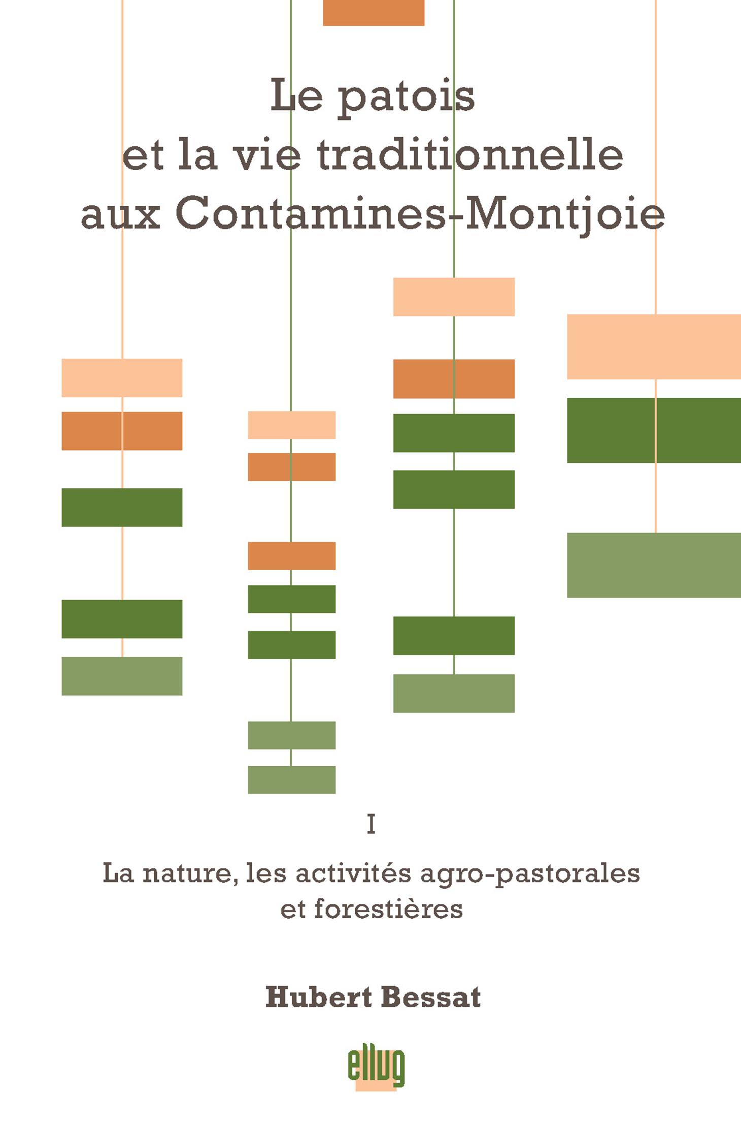 Couverture Patois aux Contamines-Montjoie