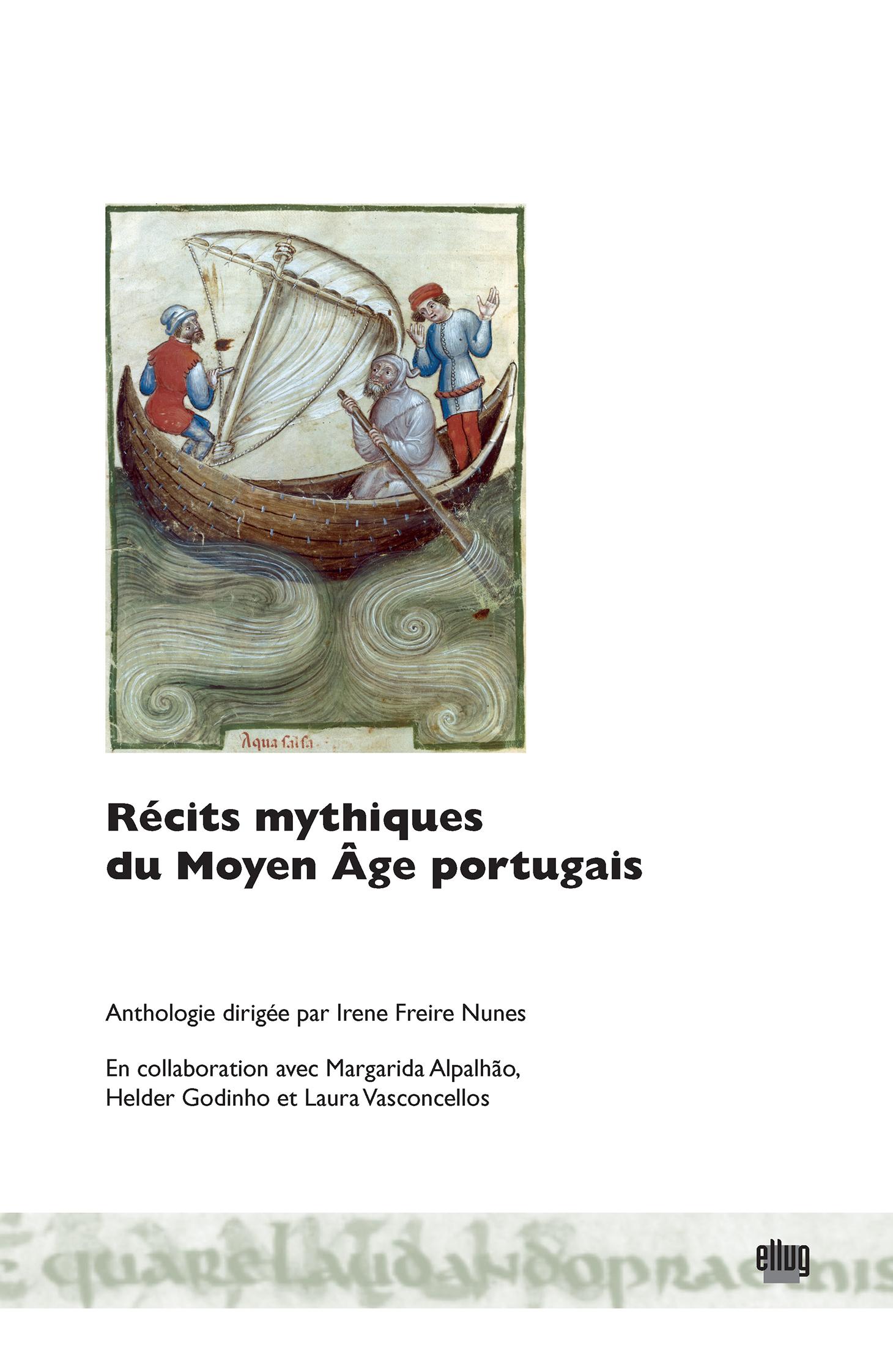 Couverture Récits mythiques du moyen age portugais