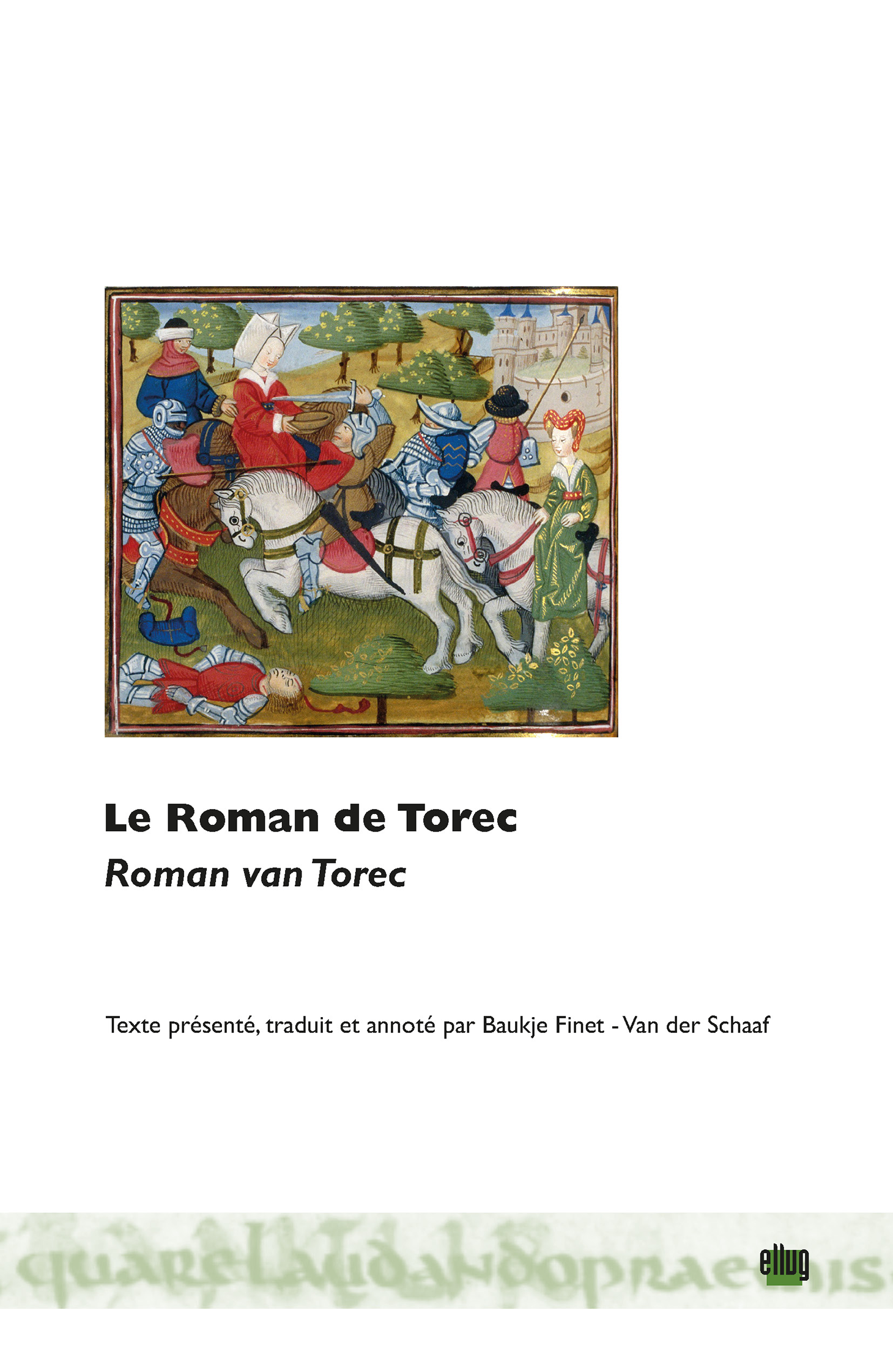Couverture Le Roman de Torec