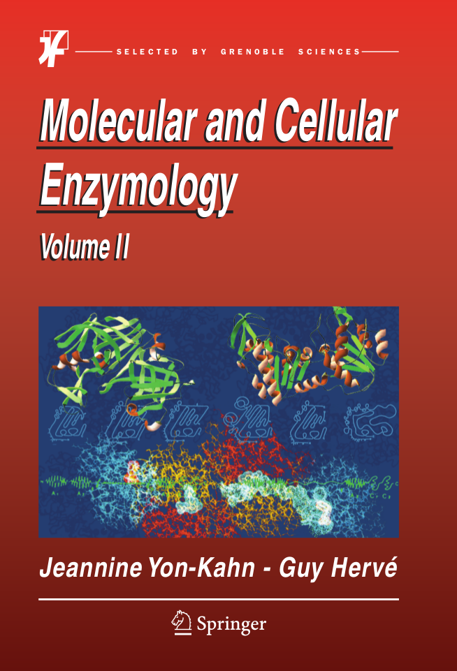Molecular and Cellular Enzymology - Volume 2