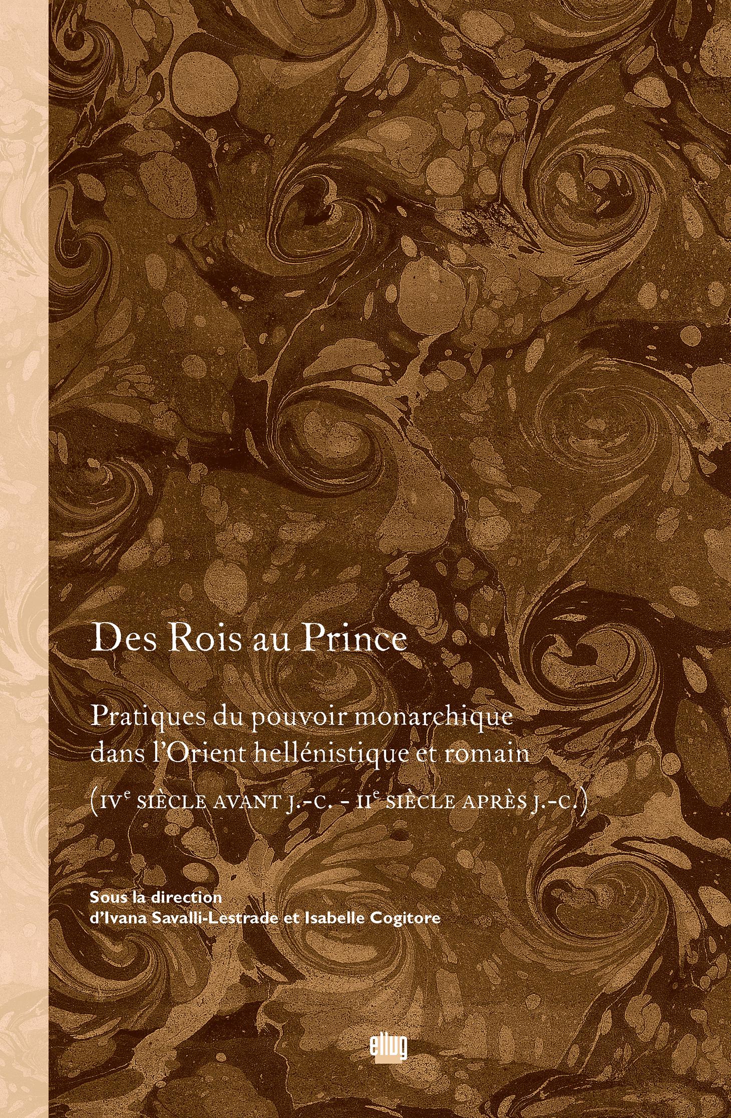 Couverture Des rois aux princes