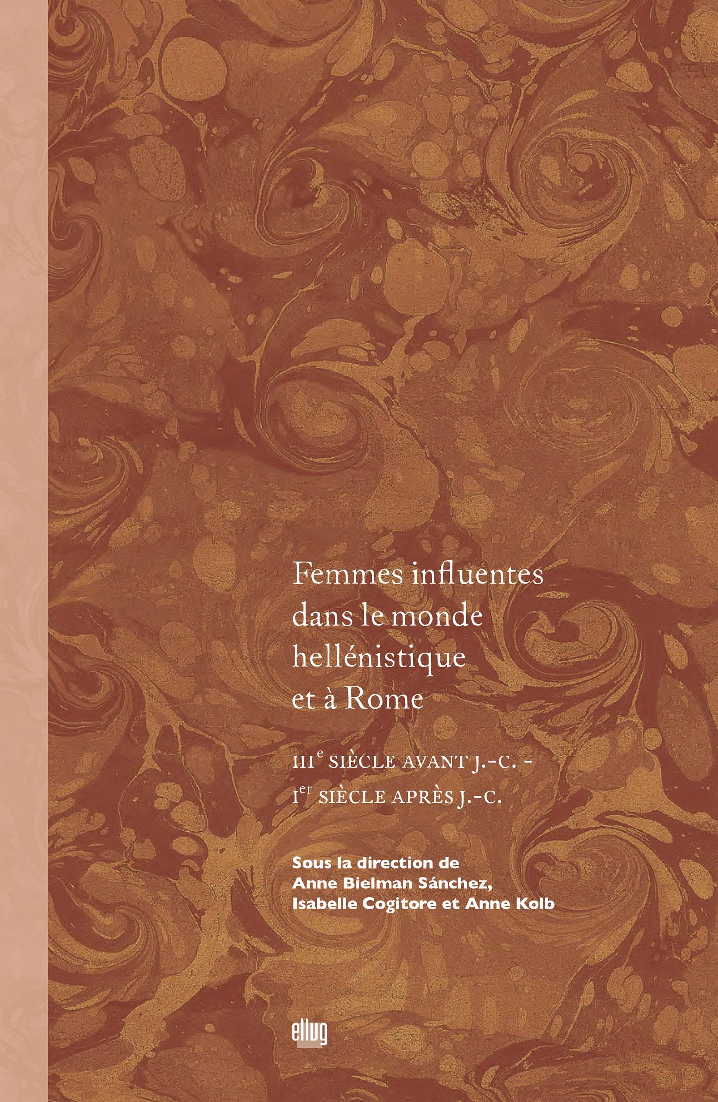 Couverture Femmes influentes