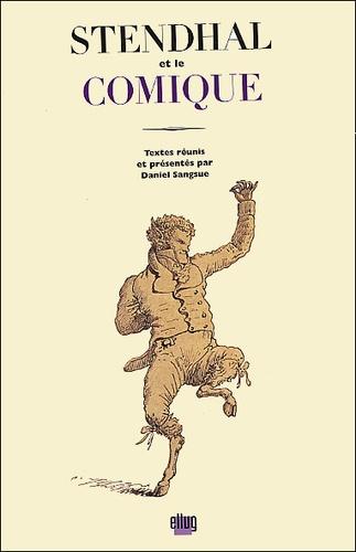Couverture Stendhal et le comique